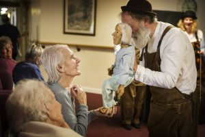 Image for 'Puppetry, Disability and Health'