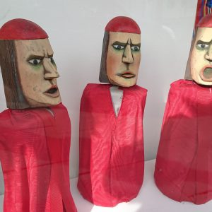 Melvyn Rawlinson's Puppet Collection