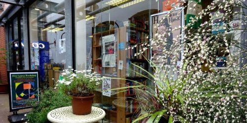 Image for 'Five Leaves Bookshop'