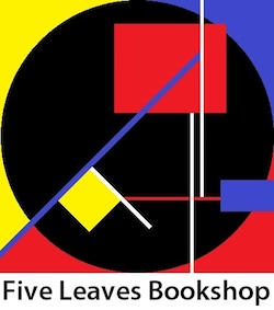 Five Leaves Bookshop logo