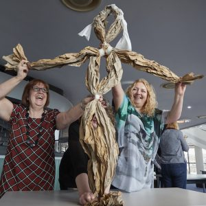 55+ Puppetry Workshop
