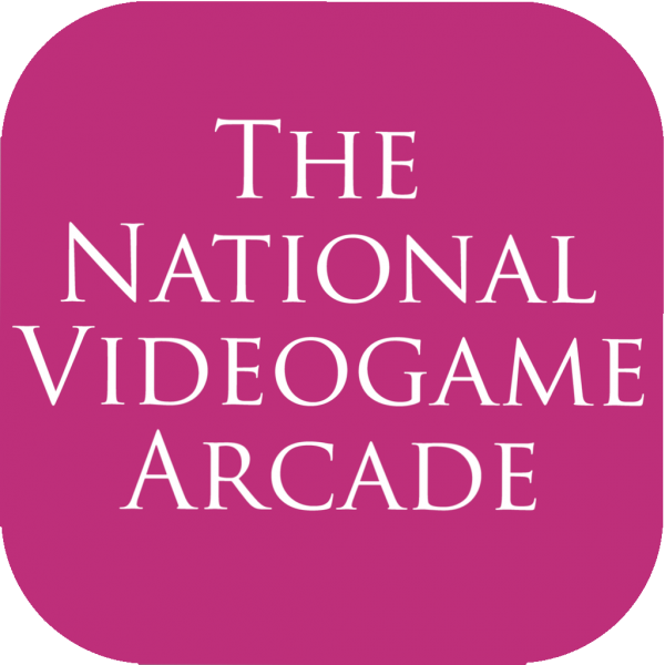 National Videogame Arcade logo