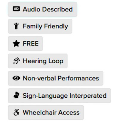 access symbols
