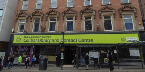 Image for 'Nottingham City Libraries'