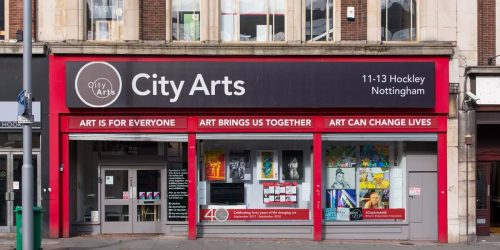 Image for 'City Arts'