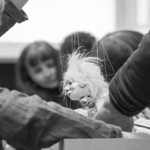 Image for 'The power of puppetry'