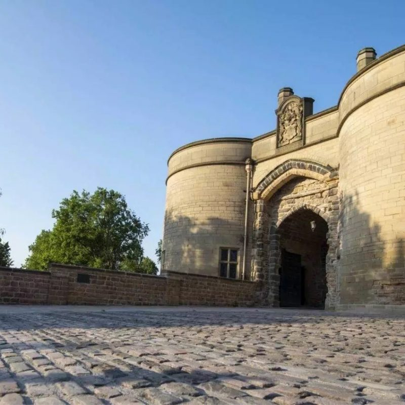 Nottingham Castle Gatehouse
